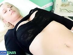 Big Tits, Panties, Secretary, Squirt