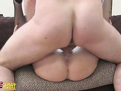 Babe, Big Tits, Blowjob, Casting, Secretary