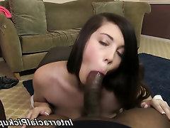 Babe, Big Tits, Cumshot, Ebony