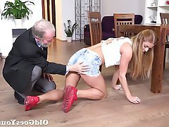 Blonde, Hardcore, Old and Young, Teen