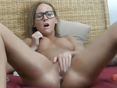 Dildo, Masturbation, Squirt, Webcam