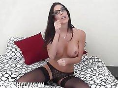 BDSM, Femdom, Foot Fetish, Stockings