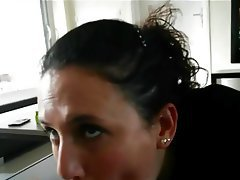 French, Blowjob, Cheating, MILF
