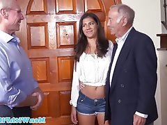Amateur, Teen, Old and Young, Fucking