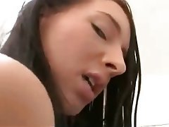 Anal, Babe, Brunette, Close Up