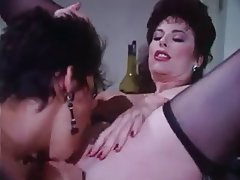 Babe, Brunette, Hardcore, Threesome, Vintage