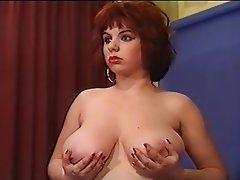 Big Boobs, German, Hairy, Redhead
