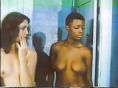 Interracial, Shower, Softcore, Vintage