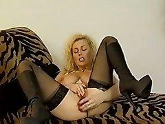 Blonde, Casting, German, Pornstar